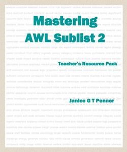 Mastering AWL Sublist 2