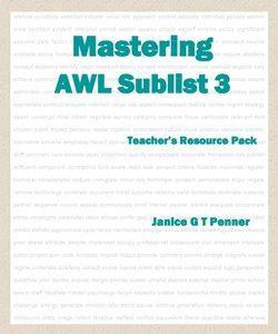 Mastering AWL Sublist 3