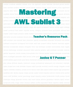 Mastering AWL Sublist 3